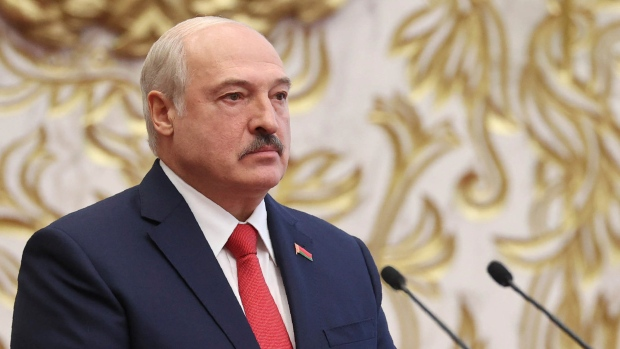 UK Imposes Sanctions On President Of Belarus, 7 Others