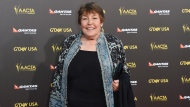 In this Jan. 31, 2015, file photo, Australian-born singer Helen Reddy attends the 2015 G'DAY USA GALA at the Hollywood Palladium, in Los Angeles. (Photo by Rob Latour/Invision/AP, File)