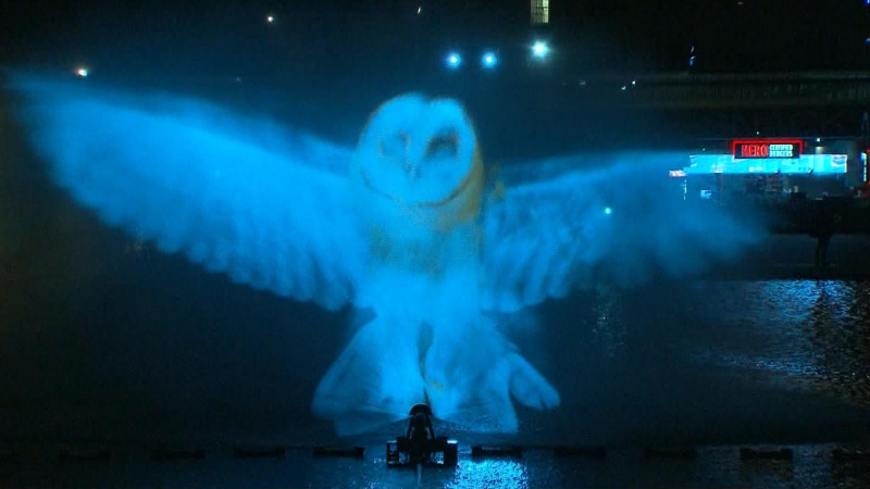 The 15th annual Nuit Blanche art festival is on Saturday and will be virtual this year.