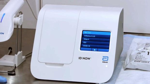 Rapid COVID-19 test