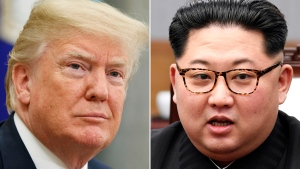 North Korea S Kim Jong Un Wishes Trump Recovery From Coronavirus Cp24 Com