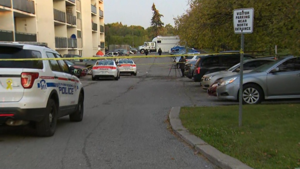 Oshawa shooting,