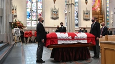 John Turner funeral