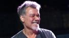 Eddie Van Halen of Van Halen performs on Aug. 13, 2015, in Wantagh, N.Y. Van Halen, who had battled cancer, died Tuesday, Oct. 6, 2020. He was 65. (Photo by Greg Allen/Invision/AP, File)
