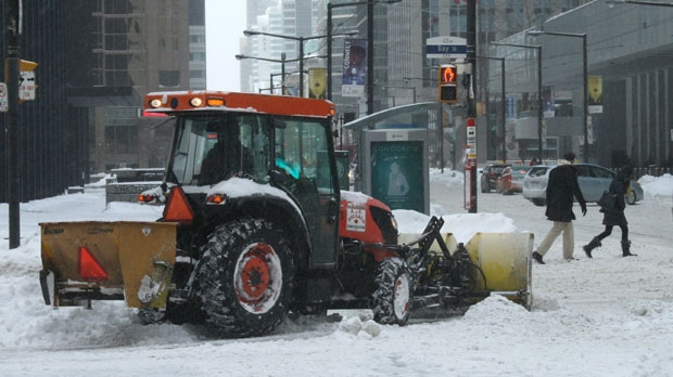 snow plow, storm, winter, snow, cp24 file
