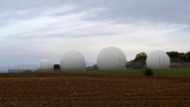 Kevlar domes