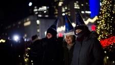 Toronto, Christmas, tree