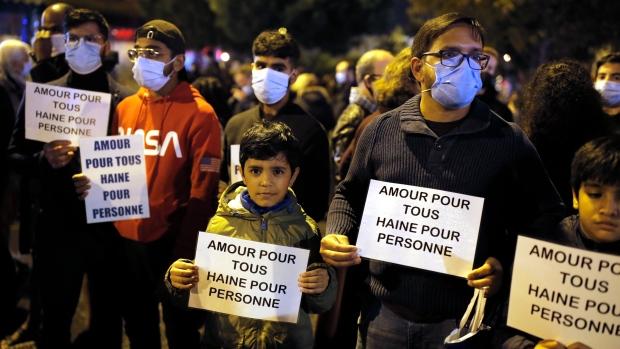 France vigil