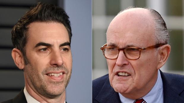 Cohen, Giuliani