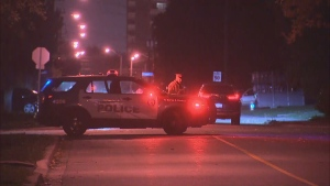 Police are investigating a stabbing in Scarborough.