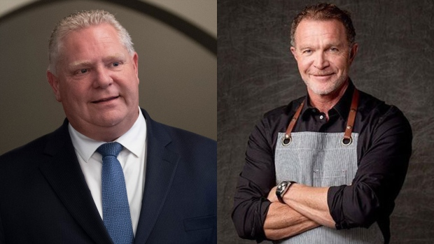 Premier defends decision to suspend indoor dining in COVID-19 hot spots amid stern criticism from celebrity chef