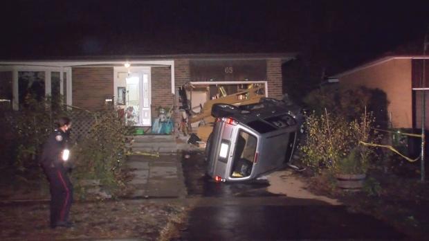 Scarborough crash