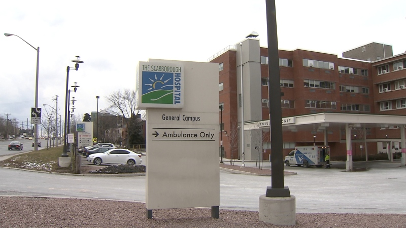 Two units at Scarborough General hospital aren't accepting new patients at the moment due to COVID-19 outbreaks