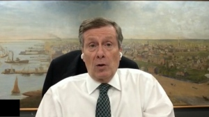 After more than two weeks of Toronto being in a modified stage 2, Mayor John Tory says he hopes to see the daily case numbers improve.