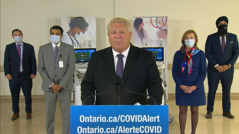Ford in Brampton