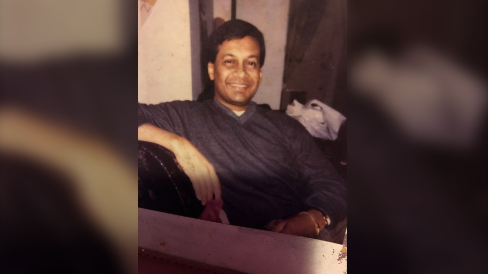"Pooran ""Bruce"" Sancharra is seen in this photo dated between 2001 and 2009. (Toronto Police Services)"