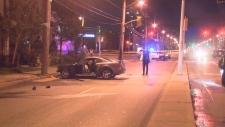 Queensway, crash,