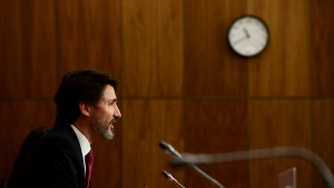Trudeau Says He Hopes To See Covid 19 Vaccines Roll Out In Canada In Early 2021 Cp24 Com