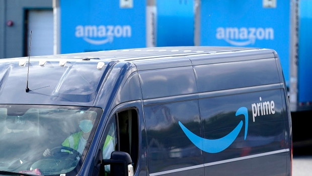 European Union  charges Amazon with distorting online retail competition