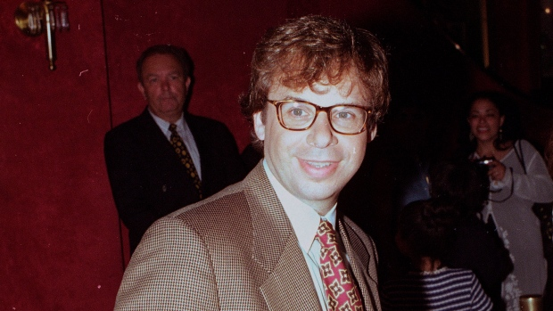 Rick Moranis punching suspect arrested in New York City