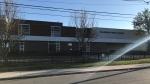 Begley Public School in Windsor, Ont., on Monday, Nov. 16, 2020. (Angelo Aversa / CTV Windsor)