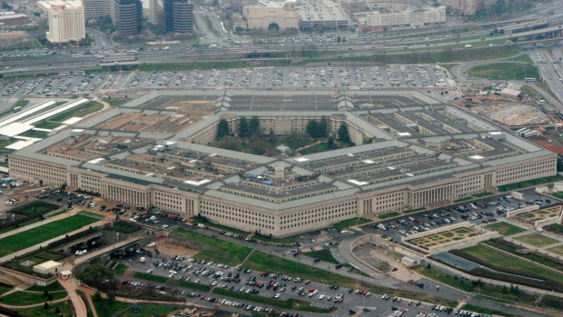 Senior Pentagon official tests positive for COVID-19