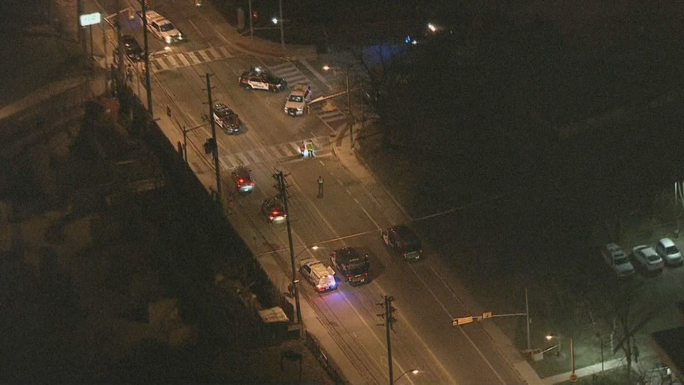 A cyclist has died after a collision involving a cement truck in Mimico.