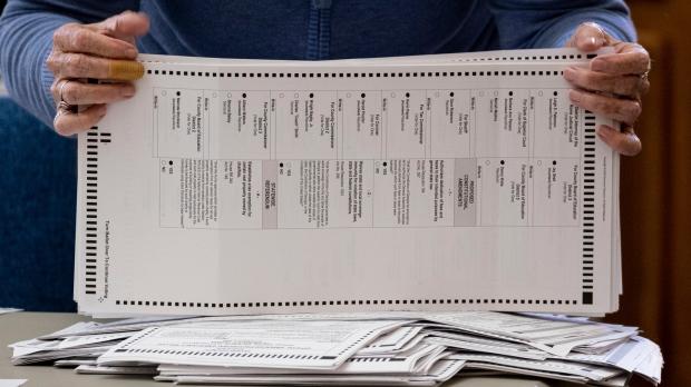 Georgia ballots