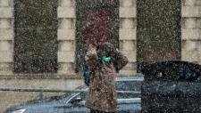 snow, Toronto