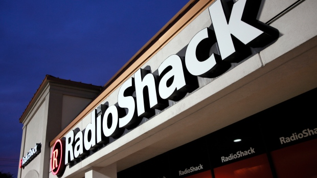 This Tuesday, Feb. 3, 2015 file photo shows a RadioShack store in Dallas. (AP Photo/Tony Gutierrez, File)