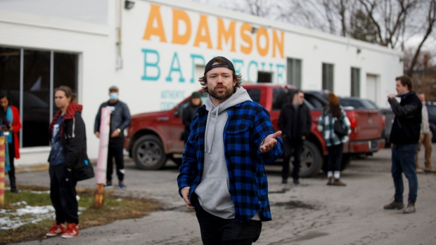 Adamson Barbecue plans to reopen despite city order to shutdown | Dished