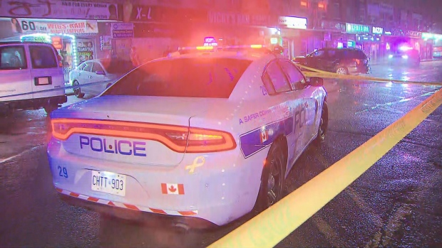 Peel police are investigating a triple stabbing in Mississauga.