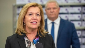 Christine Elliott