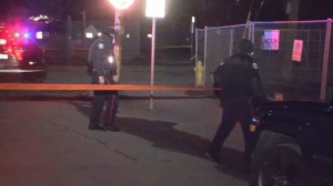 A man has life-threatening injuries after a shooting in The Danforth.