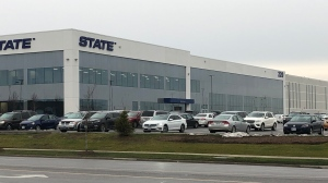 State Window Corporation located at 220 Hunter's Valley Road. (Pat Darrah / CTV News Toronto)