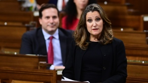 Chrystia Freeland