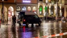 Trier pedestrians struck