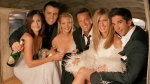 "The cast of ""Friends"" is shown in this undated handout photo. Hit sitcom ""Friends"" is headed to Crave on Dec. 31 as the streaming company picks up the exclusive Canadian streaming rights. THE CANADIAN PRESS/HO - Bell Media"