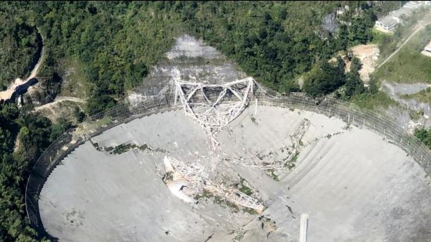 Puerto Rico telescope