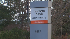 Hawthorn Woods Care Community is seen in this undated photo.