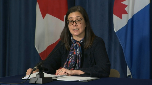 Toronto's top doctor says residents will have to be on 'high alert' for 'foreseeable future'' as Ontario reports nearly 1900 new COVID-19 cases