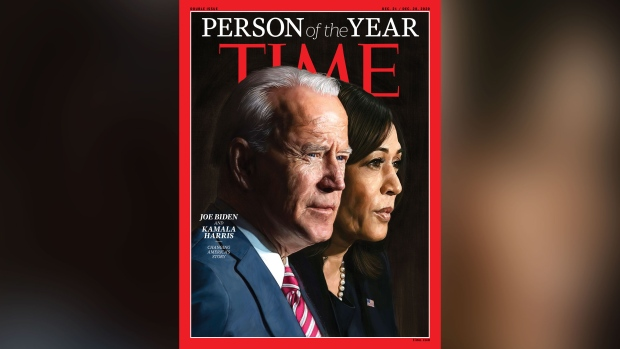 The History Behind TIME Choosing President-Elects as Person of the Year