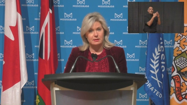 GTA-wide lockdown needed to bring COVID-19 cases down: Mississauga mayor