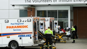 Ontario hospital