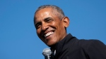 Former US President Barack Obama shares a list of his favourite books of the year. (Drew Angerer/Getty Images)