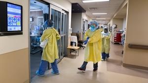 COVID-19 Ontario cases