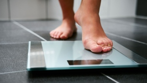 An official study has found found over half of Chinese adults are overweight. (Shutterstock)