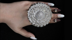 The Marigold ring is pictured. (Handout /Renani Jewels)