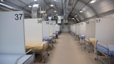 field, hospital, Burlington