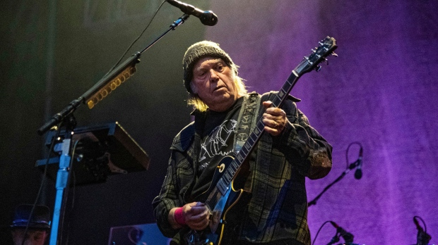Neil Young joins rights harvest with sale of half his songbook
